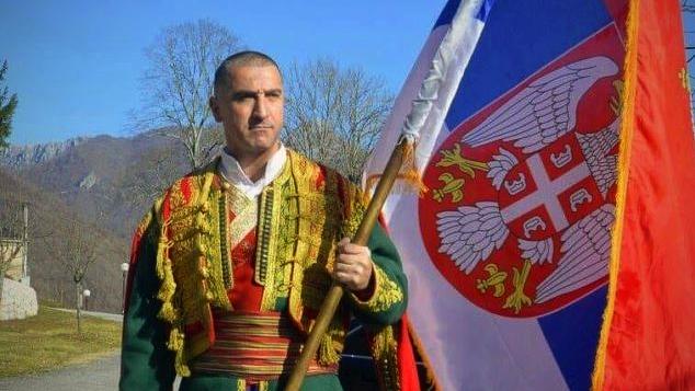 Poslednji pozdrav Đorđiju Bojoviću – vitezu sa Košara