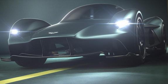 Poslušajte impresivan zvuk V12 motora koji pokreće Aston Martin Valkyrie