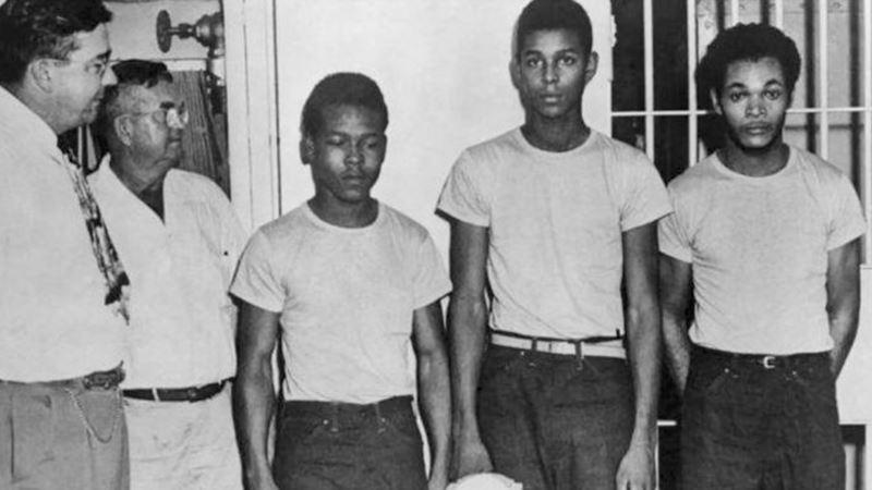 Posthumno pomilovanje za četvoricu nedužnih crnaca