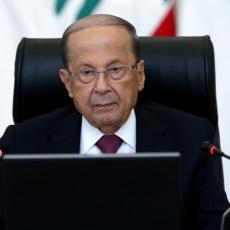 Postoji mogućnost da je uzrok eksplozije u Bejrutu RAKETA ILI BOMBA: Oglasio se predsednik Libana