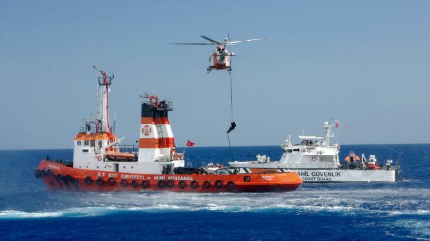 Potonuo brod kod turske obale