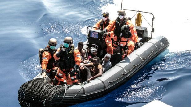 Potonuo brod sa 50 migranata kod Libije
