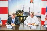 Potpisan aneks za modernizaciju toplovoda u Obrenovcu: EPS snažna podrška za razvoj