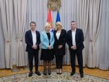 Potpisan protokol u Vladi Srbije - Mozzart podržava pet preduzetnica sa po 10.000 evra
