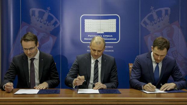 Potpisan ugovor o prodaji Komercijalne banke, NLB preuzima upravljanje