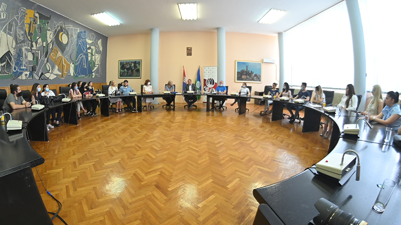 Potpisana 32 ugovora u okviru programa stručne prakse