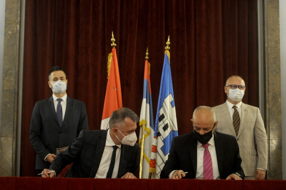 Potpisana Povelja o bratimljenju Beograda i Banjaluke