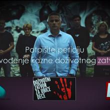 Potpisi peticiju za uvodjenje kazne dozivotnog zatvora za ubice dece! (VIDEO)
