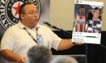 Potpredsednik Partizana pecnuo Novaka zbog dolaska na Marakanu: Ti lutaš, bebo! (FOTO)