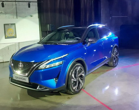 Potpuno novi Nissan Qashqai predstavljen u Beogradu