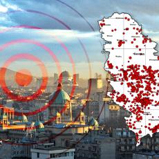 Potres kod Novog Pazara uznemirio građane, a da li ste znali da Srbiju godišnje pogodi 1.000 zemljotresa?