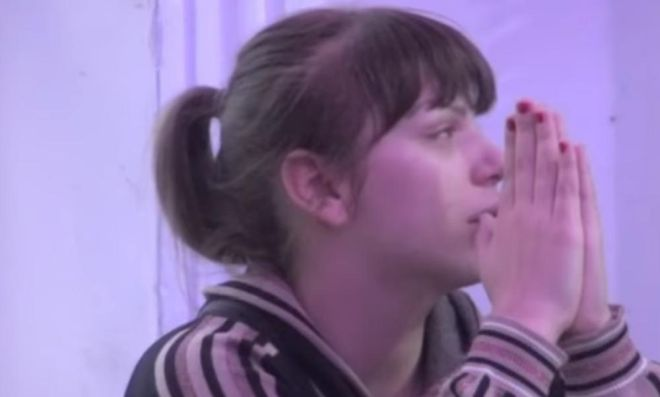 Potresno! Miljana prevazišla samu sebe! Moli se Bogu za novac i pobedu u Zadruzi!