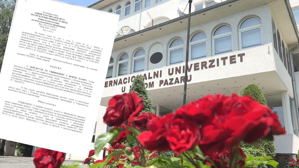 Potvrđena akreditacija Internacionalnog univerziteta kao naučno-istraživačke ustanove