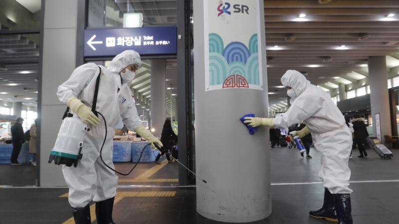 Povećan broj zaraženih koronavirusom u J. Koreji