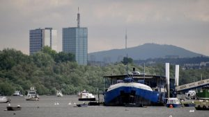 Povećan rečni transport robe u Srbiji