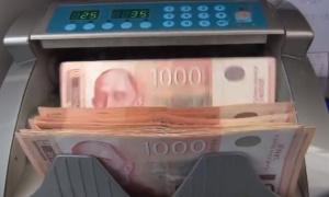 Povećanje plate za prosvetare, minimalna plata 57.000 dinara