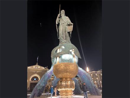 Poverenik kaznio gradonačelnika zbog skrivanja cene spomenika Stefanu Nemanji