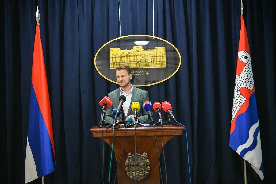 Povodom 100 dana mandata, Stanivuković predstavio rezultate i planove