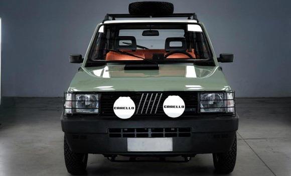 Povratak legendarne Fiat Pande 4x4