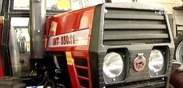 Povratak legende: Indijci predstavili nove modele IMT traktora