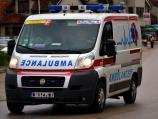Povređene dve devojke kada ih je udario auto u centru Niša