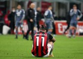 Povredio se Ibrahimović