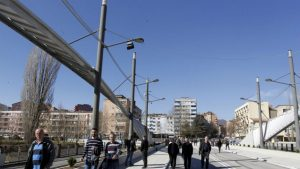 Povređena dva mladića u severnom delu Mitrovice