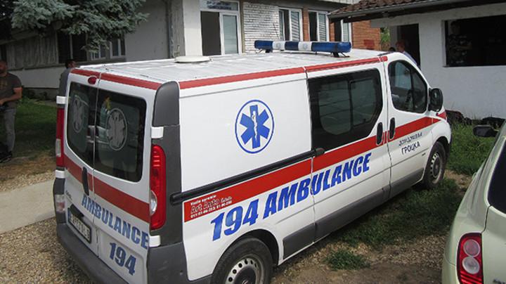 Povređena jedna osoba u udesu, 103 intervencije