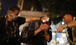 Povredjeni foto reporteri Bete