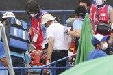 Povređeni vozač BMX-a otpušten iz bolnice