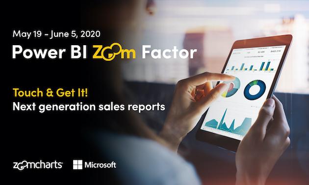 Power BI Zoom Factor – Prvi Business Intelligence digitalni kamp