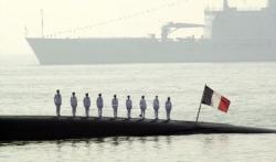 Požar na francuskoj nuklearnoj podmornici u remontu, nema povredjenih