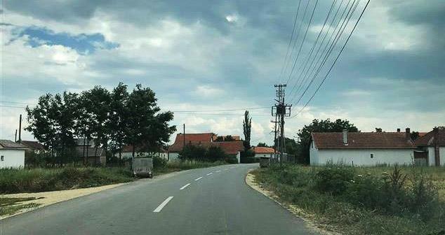 Požar na seoskom groblju u Batusu, sumnja se da je podmetnut