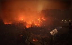 Požar u Daki, 50.000 ljudi bez domova