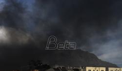 Požar u Kejptaunu pod kontrolom ali tinja, 4.000 studenata evakuisano