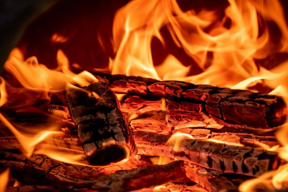 Požar u Orlovatu - stradala dva brata