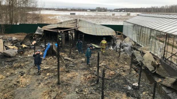 Požar u građevinskim prikolicama u Rusiji, osam žrtava