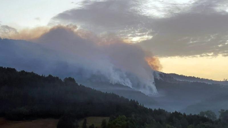 Požari u zapadnoj Srbiji: Vanredna situacija u Novoj Varoši