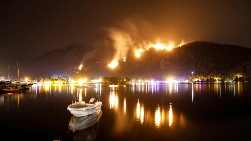 Turska poduzela sve mjere zaštite od požara u okolini termoelektrane