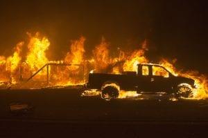 Požari besne Kalifornijom