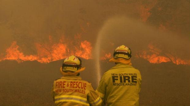 Požari besne u Australiji