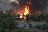 Požari haraju Grčkom: Vanredno na Eviji, zatražena pomoć EU VIDEO/FOTO