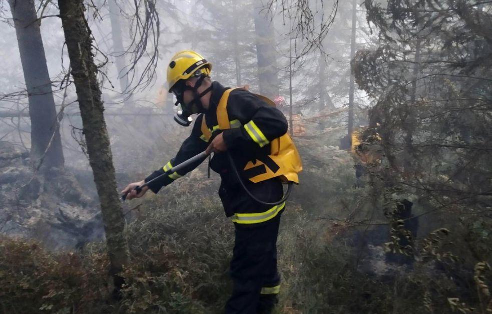 Požari na Zlatiboru i Tari pod kontrolom