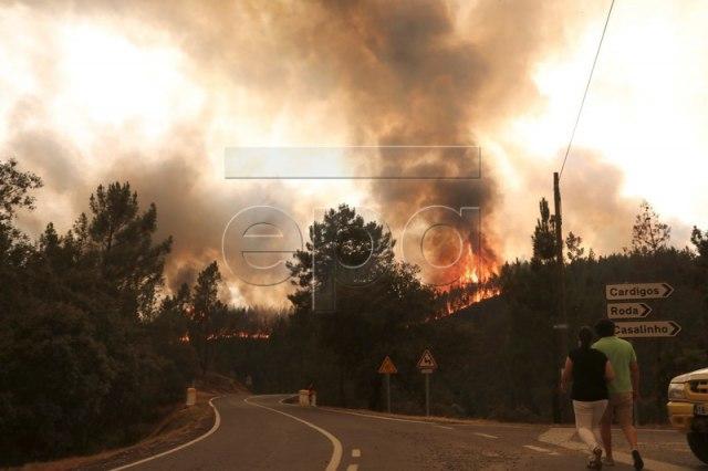Požari u Paragvaju pod kontrolom