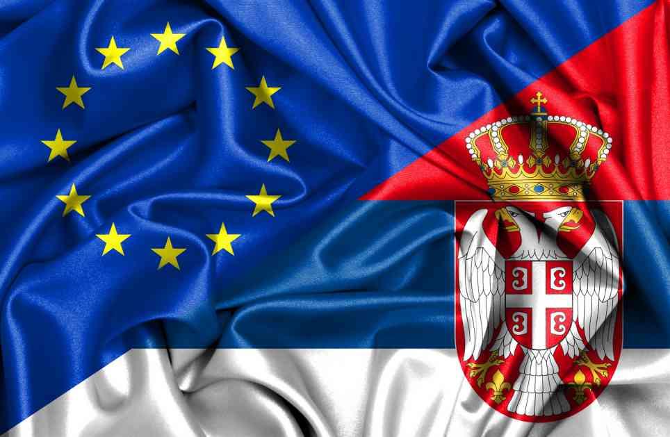 Pozitivnu sliku o EU ima 39 odsto građana Srbije