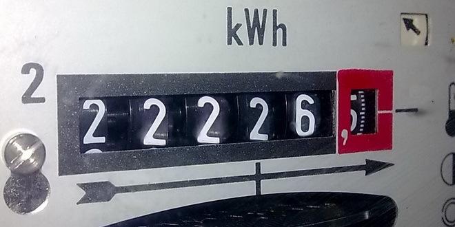Poziv građanima da očitaju brojila za struju