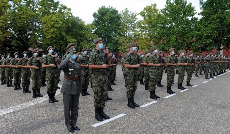 Poziv mladima za dobrovoljno služenje vojnog roka