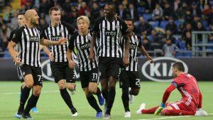 Poznat minus u kasi Partizana, čeka se prvi takmac u Evropi