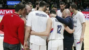 Poznat raspored pripremnih utakmica košarkaša Srbije pred Mundobasket