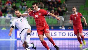 Poznat sastav reprezentacije Srbije u futsalu za baraž za Svetsko prvenstvo